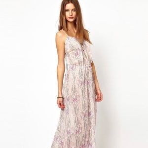 Zadig & Voltaire Cotton Printed Maxi Dress